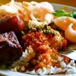 Nasi Ulam Bu Yoyo Karet Pedurenan – Jakarta Selatan