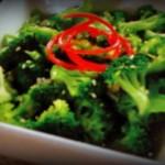 Resep Cah Brokoli Wijen