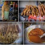 Kuliner Jalanan nan Nikmat: Sate Kere Depan Sami Luwes, Solo