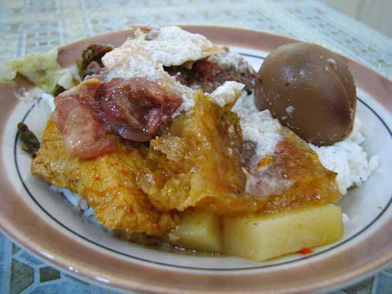 Gudeg Abimanyu Semarang (Foto: kolomkita.detik.com)