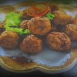 Resep Bola Daging Cincang Jamur