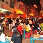 Pasar Semawis, Pusatnya Kuliner Malam Semarang