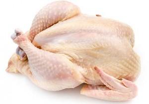 ayam mentah segar