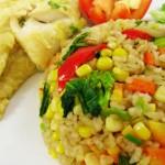 Resep Nasi Goreng Vegetarian