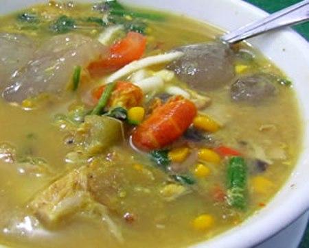 Kapurung Makassar (foto:  beofindonesia.blogspot.com)