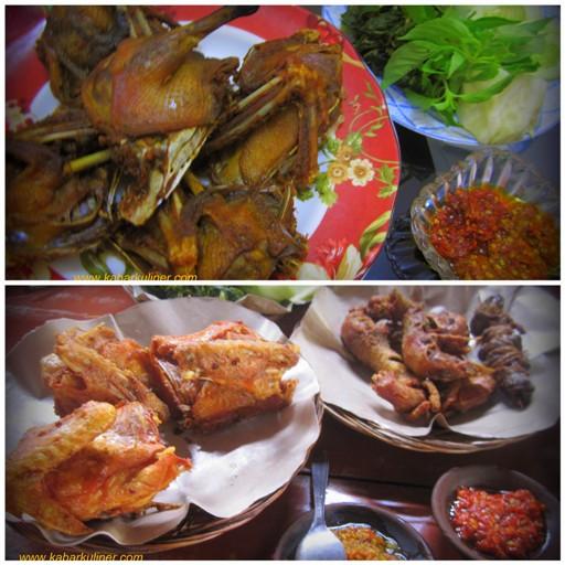 Bebek Goreng & Ayam Kampung Goreng Pak Pinggir - Pengging Boyolali