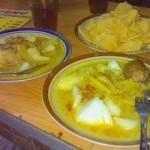 Ketupat Sayur Mandala, Kuliner Malam Favorit di Jakarta