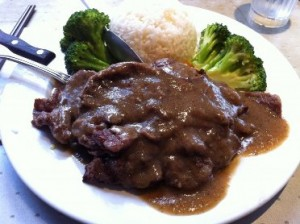 saus lada hitam steak