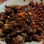 Menu Vegetarian: Resep Jamur Gongso