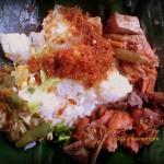 Blusukan di Salatiga Berburu Kuliner Lawas Nasi Rames Empal Kartoali
