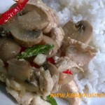 Resep Tumis Ayam Jamur Bumbu Wijen