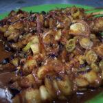 Inspirasi Menu Buka Puasa: Sate Jamur Sambal Kacang