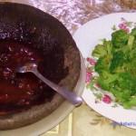 Brambang Asem Brokoli