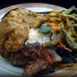 Nikmatnya Kuliner Ndeso Nasi Urap Sambal Tumpang di Warung Soto Nggoper – Boyolali