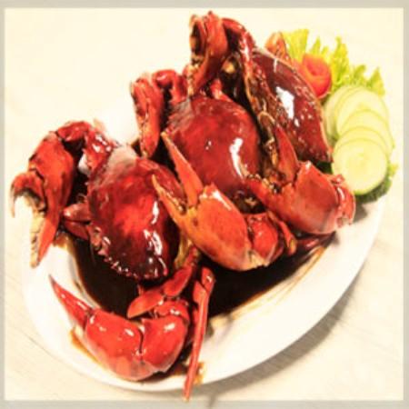 Kepiting Super Lada Hitam Dandito (foto: kepitingdandito.com)