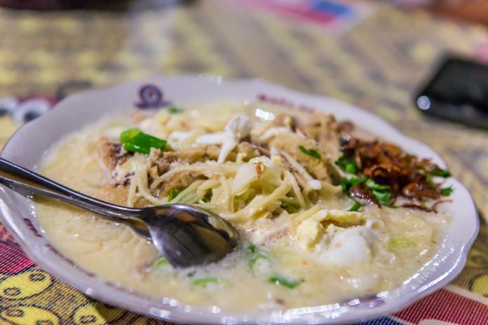Bakmi Godog Mbah Mo Bantul (foto: makanlagilagimakan.wordpress.com)