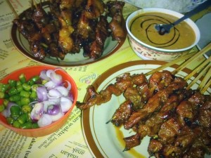 Sate Sapi Pak Kempleng Ungaran (foto: panduanwisata.com)