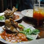Bebek Ali Borromeus, Kuliner Kaki Lima Juara di Bandung