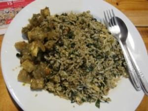 Nasi Goreng Preman Plus Kikil (foto: food.detik.com)