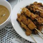 Menu Vegetarian: Resep Sate Tahu dan Tempe Bumbu Panggang