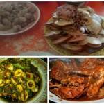 Sajian Laut Istimewa di RM Seafood Pak Sangklak Semarang