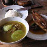 Sop Ikan Mak Beng, Kuliner Legendaris dari Sanur Bali