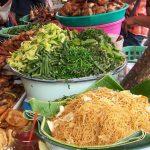 Pecel Senggol Khas Pasar Beringharjo Yogyakarta