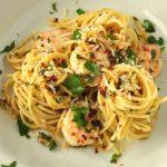 Resep Spaghetti Aglio e Olio ala Resto